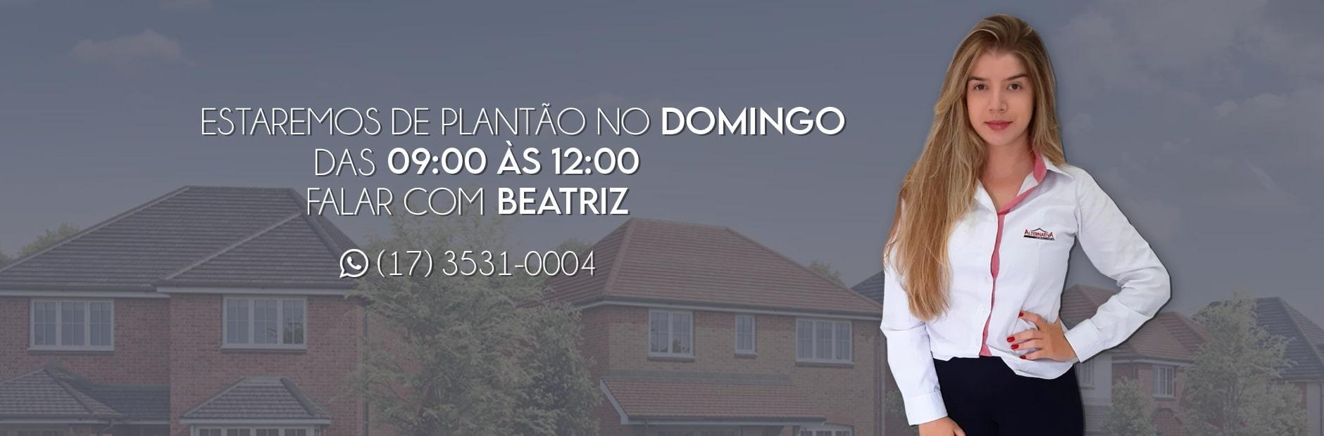 Plantão Beatriz